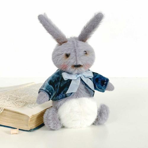 Teddy Bunny rag toy
