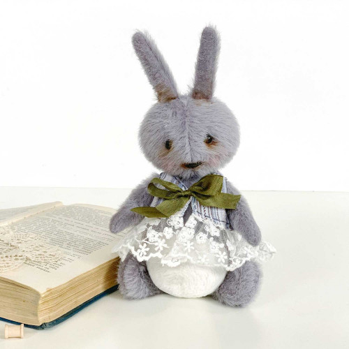 Soft toy vintage Teddy Bunny